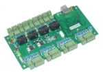 Four Door TCP/IP Access Control Board