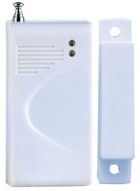 Smart wireless door sensor