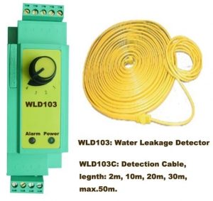 Large-Scale Water Leakage Immersion Detector