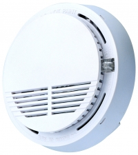 Smart wireless smoke sensor