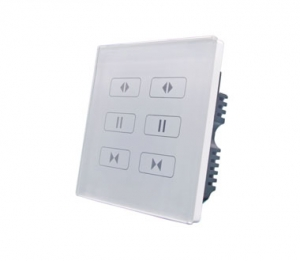 Smart wireless curtain controller